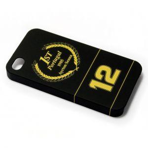 Ayrton Senna Smartphone cover 4/4S Portugal 1985 p