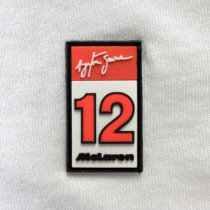 Ayrton Senna T-Shirt World Champion 1988 McLaren