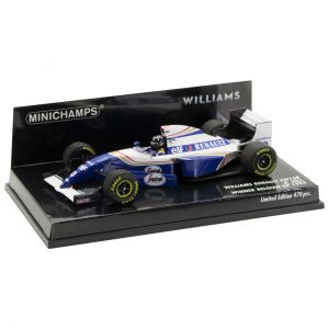 Damon Hill Williams FW16B #0 Vincitore del GP del Belgio GP 1994 GP 1/43