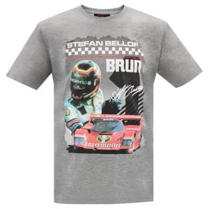 Stefan Bellof T-Shirt Brun 956 Norisring 1984