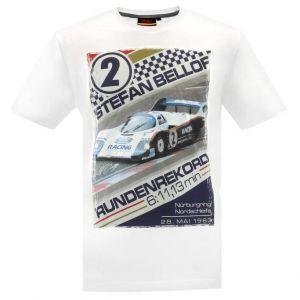 Stefan Bellof T-Shirt Record Lap 6.11,13 Min