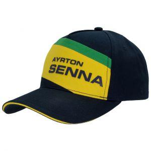Ayrton Senna Cap Racing II