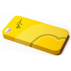 Ayrton Senna Smartphone Cover 4 4s Track Lines p