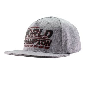 Michael Schumacher Cap Racing Flat Brim