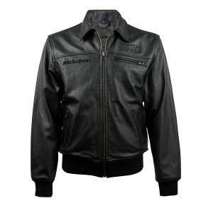 McLaren Leather Jacket