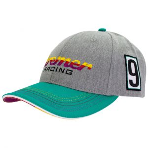 Kremer Racing Cap Porsche 911 Carrera No. 9 grey