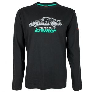 Kremer Racing Camiseta manga larga Porsche 911 Carrera No. 9
