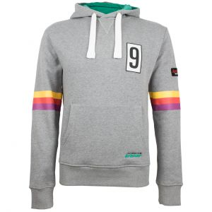 Kremer Racing Hoodie Porsche 911 Carrera No. 9 grey