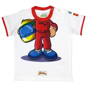 T-Shirt Senninha Kids