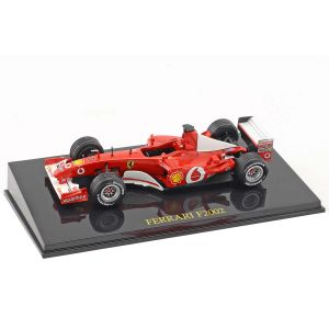 Michael Schumacher Ferrari F2002 #1 world champion Formula 1 2002 1/43