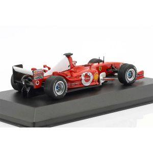 Michael Schumacher Ferrari F2003-GA #1 Campeón del Mundo  Fórmula 1 2003 1:43