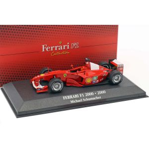 Ferrari F1-2000 #3 World Champion Formula 1 2000 1:43