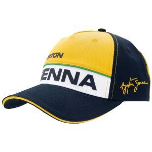Ayrton Senna Cap Racing