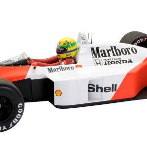Ayrton Senna McLaren Honda MP4/4 Japón 1988 1/12