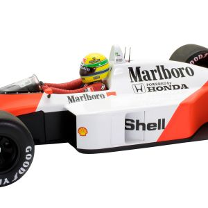 McLaren Honda MP4/4 1:12 Japon 1988