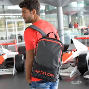 Ayrton Senna Rucksack McLaren