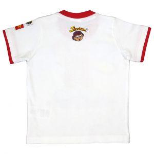 Ayrton Senna Kids T-Shirt Senninha back