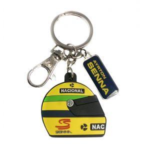 Schlüsselanhänger Helm 1990