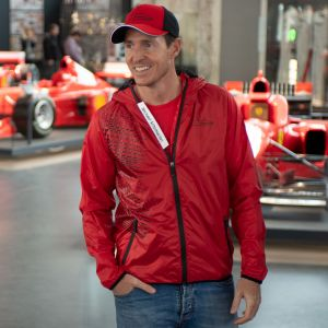 Michael Schumacher Jacke Fan Sport