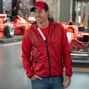 Michael Schumacher Jacke Fan Sport