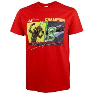 Mick Schumacher T-Shirt Champion 2018