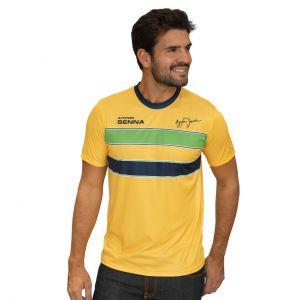 T-Shirt Senna Helmet