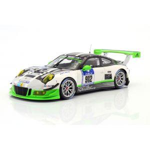 Manthey Porsche 911 (991) GT3 R #912 24h Nürburgring 2016 1:18