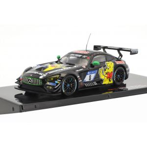 Haribo Racing Team Mercedes-Benz AMG GT3 #8 9ème 24h Nürburgring 2017 1/43