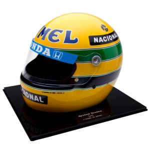 Ayrton Senna Casque 1/1 1987 No. 88/1000