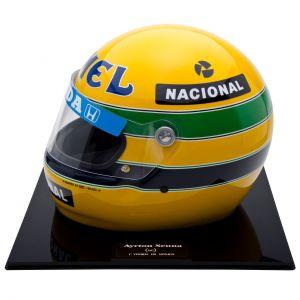 Ayrton Senna Helm 1987