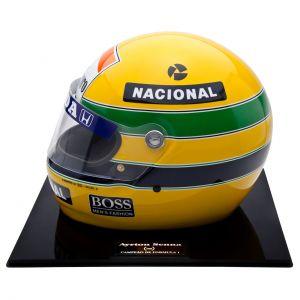 Ayrton Senna Helm 1988