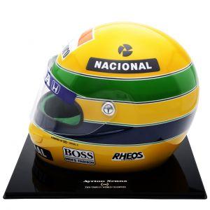 Ayrton Senna Helm 1990