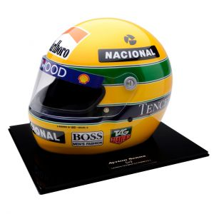 Ayrton Senna Casco 1993 No. 557/1000 Scala 1/1