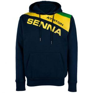 Ayrton Senna Hoody Racing II