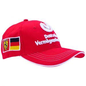 Michael Schumacher Cap Sponsor 2006