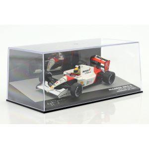 Ayrton Senna McLaren MP4/6 #1 Champion du Monde formule 1 1991 1/43