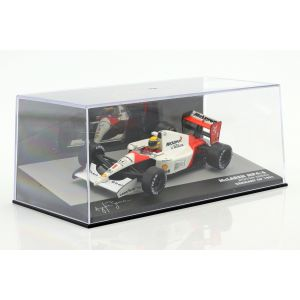 Ayrton Senna McLaren MP4/6 #1 World Champion formula 1 1991 1/43