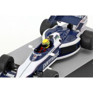 Brabham BT52B Test Formel 1 1983 1:43