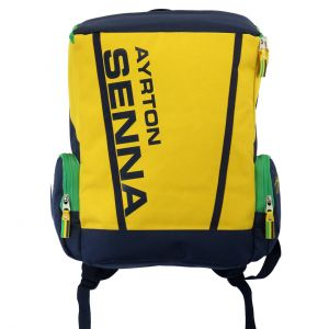 Ayrton Senna Backpack Racing