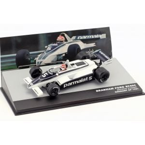 N. Piquet Brabham BT49C #5 World Champion Germany GP Formula 1 1981 1/43