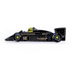 Spilla Ayrton Senna Classic Team Lotus