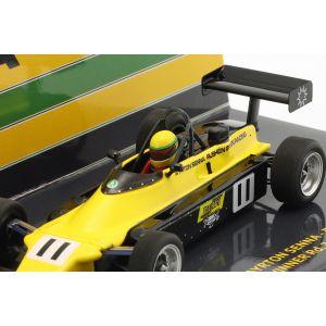 Ayrton Senna Van Diemen RF82 #11 Campione britannico Formula Ford 2000 1982 1/43