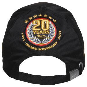 Michael Schumacher Anniversary Cap 20 Years