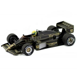 Lotus Renault 97T 1985 Escala 1:18