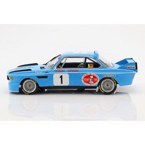 Peltier, Lafosse BMW 3.0 CSL #1 Winner 4h Monza 1974 1:18