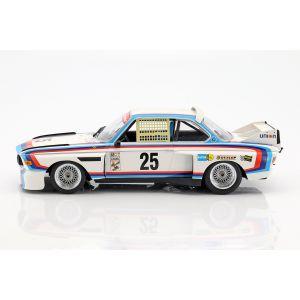 BMW Motorsport BMW 3.0 CSL #25 Ganador 12h Sebring IMSA 1975 1/18