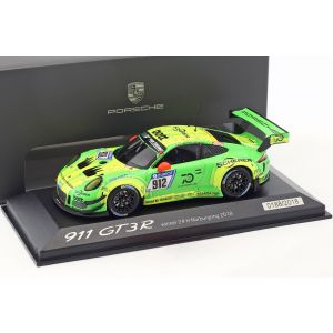 Manthey Racing Porsche 911 (991) GT3 R #912 Winner 24h Nürburgring 2018 1:43