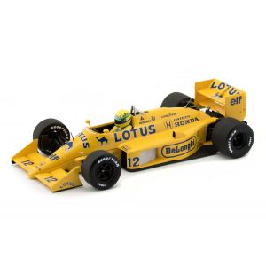 Lotus Honda 99T 1987 Escala 1:18