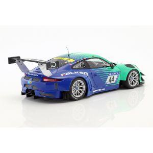 Falken Porsche 911 (991) GT3 R #44 9 24h Nürburgring 2018 1/18