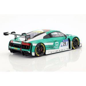 Audi R8 LMS #29 Ganador 24h Nürburgring 2017 Audi Sport Team Land 1/18